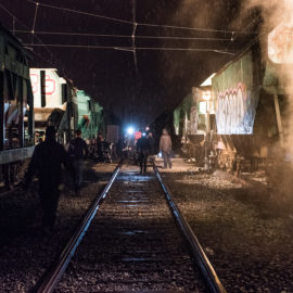 Boxcar back in pre-production